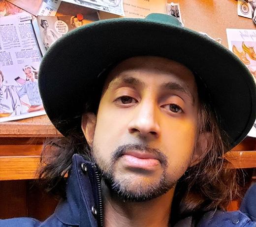 Amrish Shah - Owner/Executive Producer Red Kimono Group